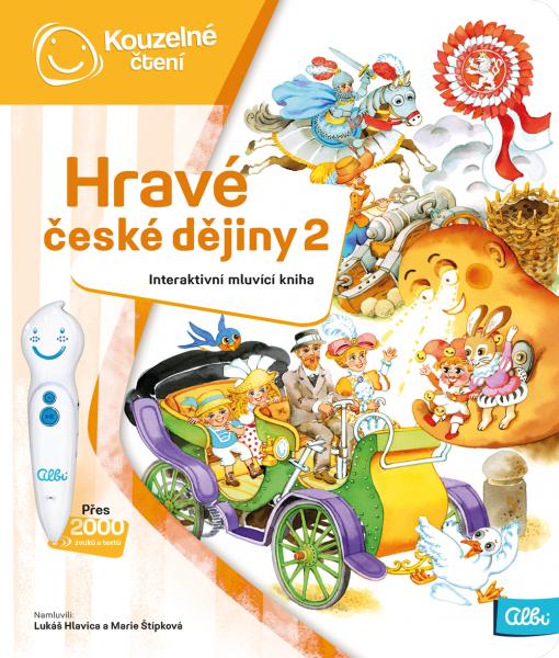 8a35f07a115 Hravé české dějiny 2 - Kouzelné čtení od Albi » Kouzelné čtení